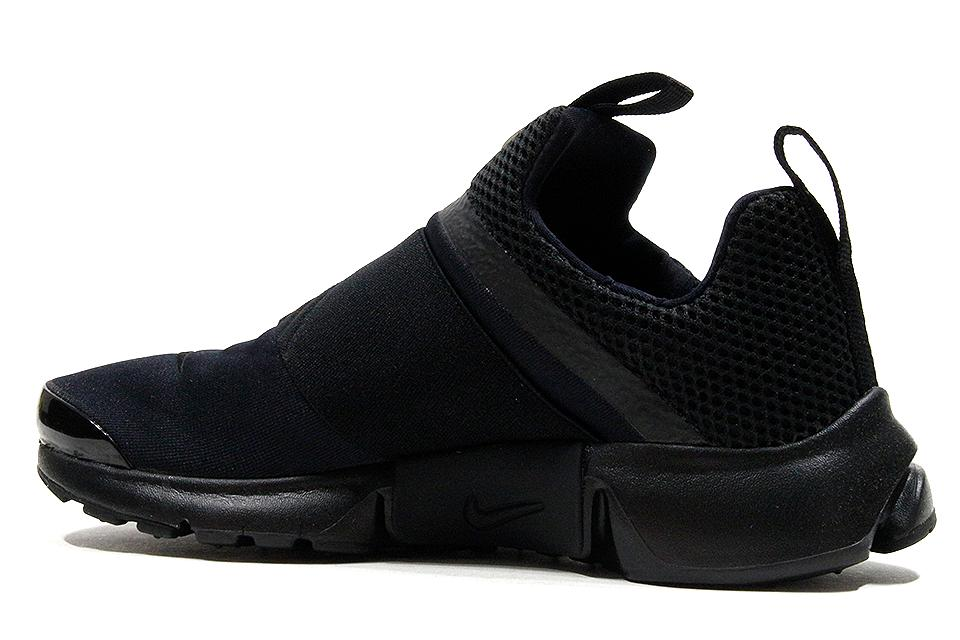 reputable site def41 23171 ... order nike air presto extreme black black gs 9cd9a f4fd1 ...