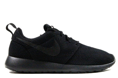 "Nike Roshe One ""Black/Black"""