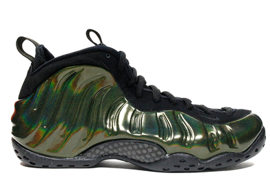 "Nike Air Foamposite ""Legion Green"""