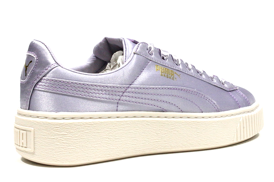 puma basket satin