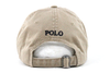 "Polo Dad Hat ""Tan"""