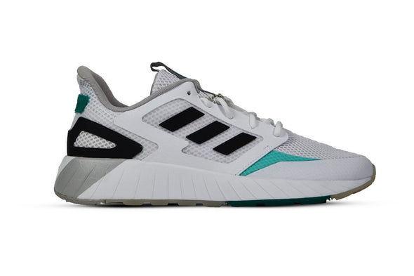 "ADIDAS QUESTARSTRIKE CLIMACOOL ""White/Black/Green"""