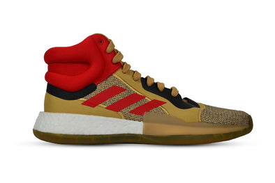 "Adidas Marquee Boot ""Gold Mettalic"""