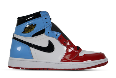 "NIKE AIR JORDAN 1 RETRO HIGH OG FEARLESS ""University Blue"""