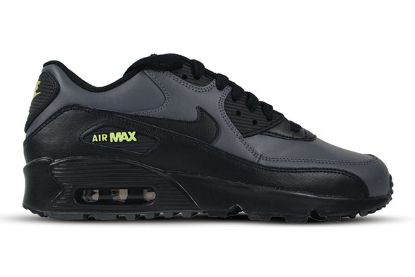 "NIKE AIR MAX 90 LTR GS ""BLACK"""