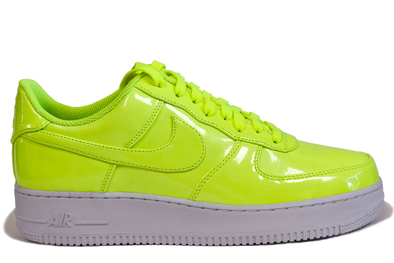 "Nike Air Force 1 '07 LV8 UV ""Volt/Volt"""