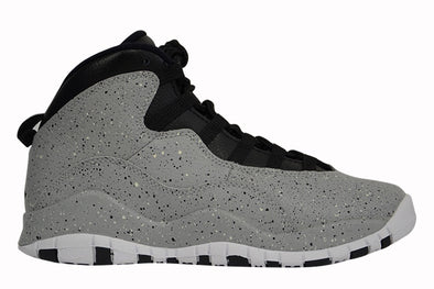"Nike Air Jordan 10 Retro (GS) ""Light Smoke"""