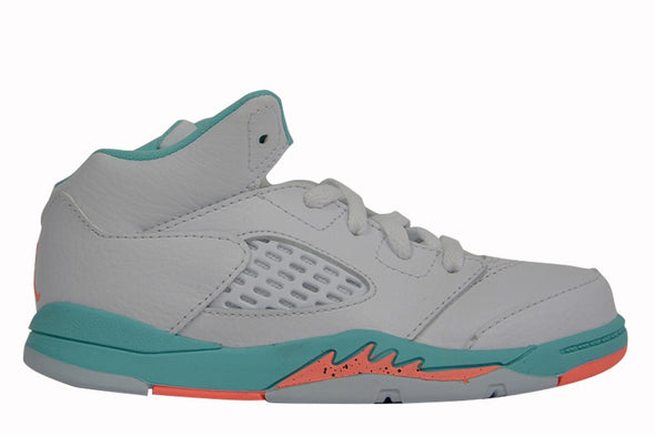 "Nike Air Jordan 5 Retro GT (TD) ""White Light Aqua"""