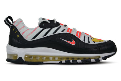 "NIKE AIR MAX 98 ""CRIMSON YELLOW"""