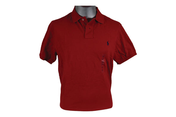 "POLO  RED CUSTOM FIT ""RED"""