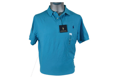 "POLO DELRAY BLUE CUSTOM FIT ""DELRAY BLU"""