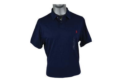 "POLO NWPRT NAVY CUSTOM FIT ""NAVY"""