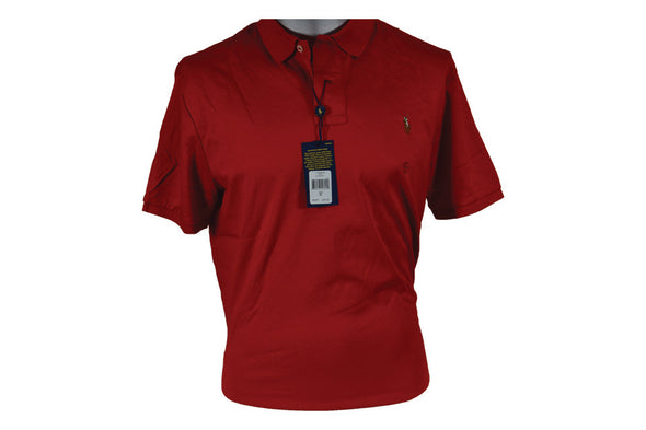 "POLO PIMA SOFT TOUCH ""RED"""