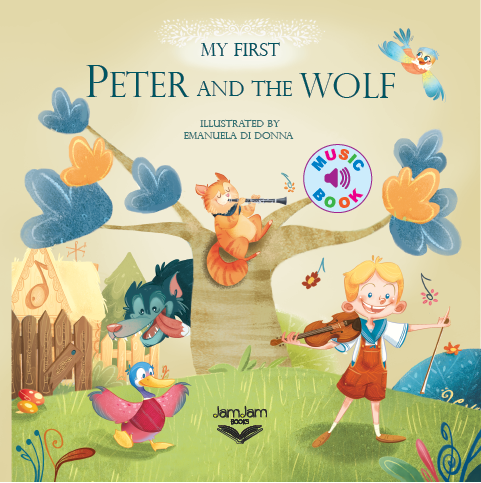 My First Peter and The Wolf