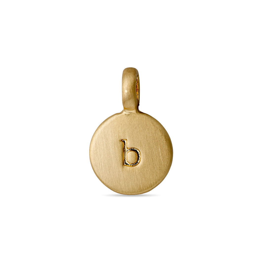 Pendant : Charms : Gold Plated