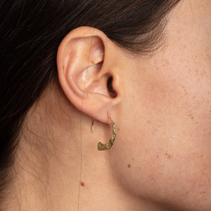 Earrings : Valkyria : Gold Plated