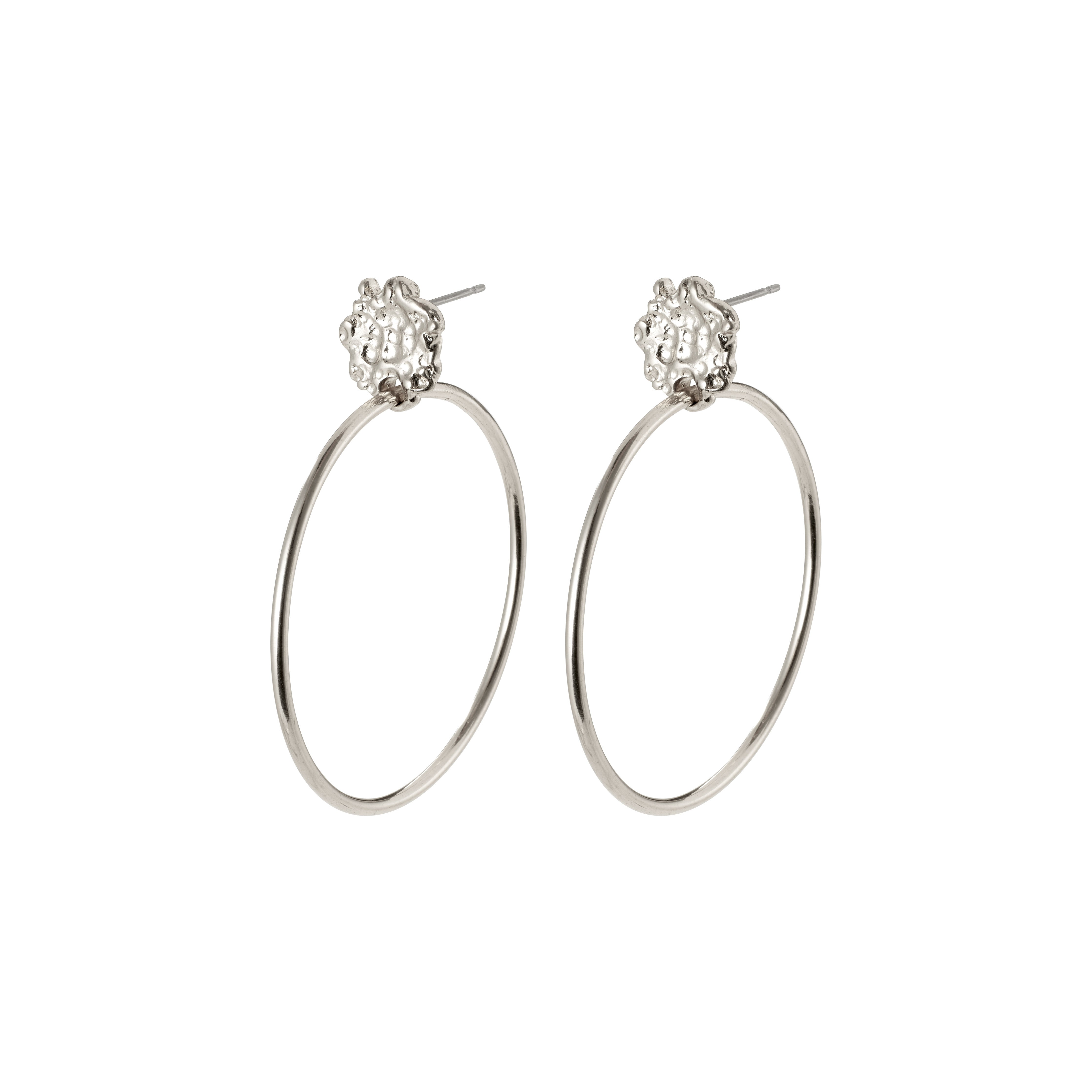 Earrings : Feelings of L.A. : Silver Plated