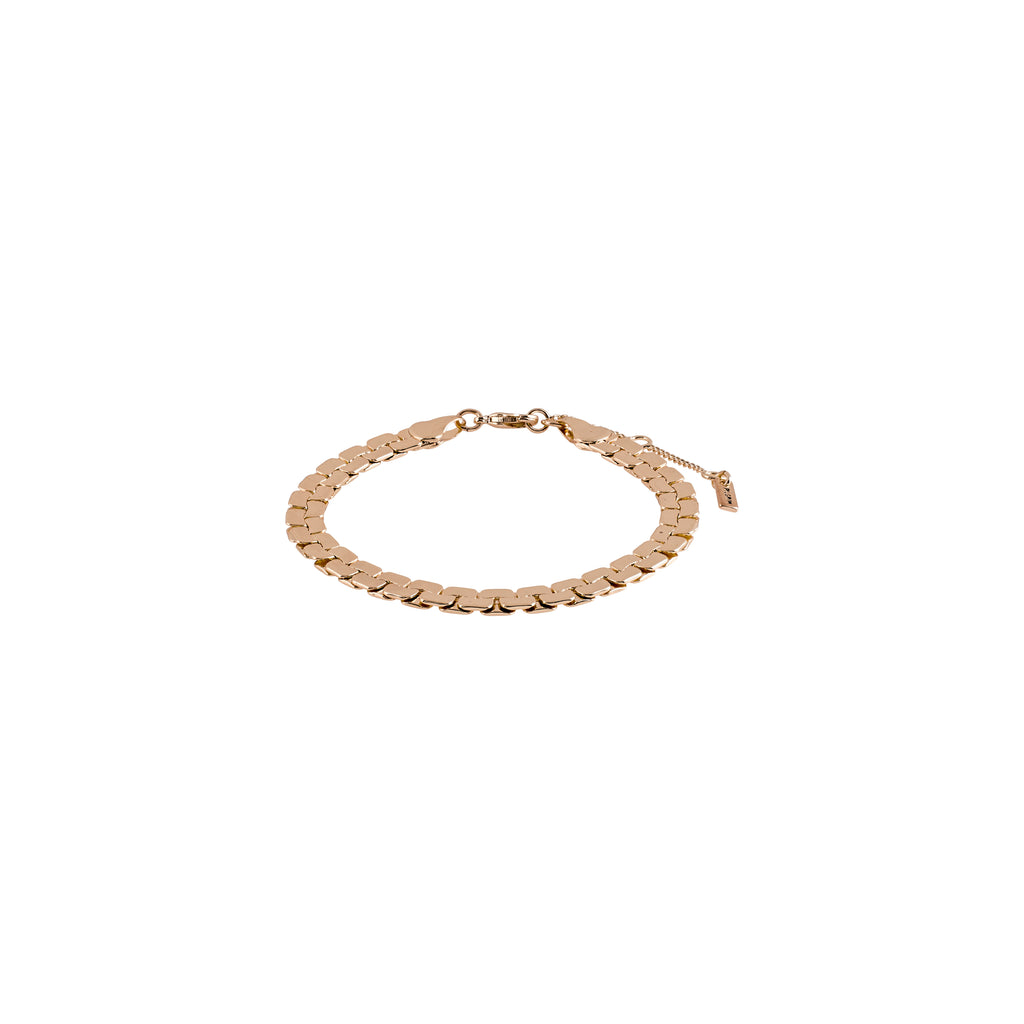 Bracelet : Beauty : Rose Gold Plated