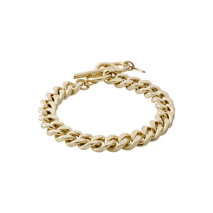 Bracelet : Water : Gold Plated