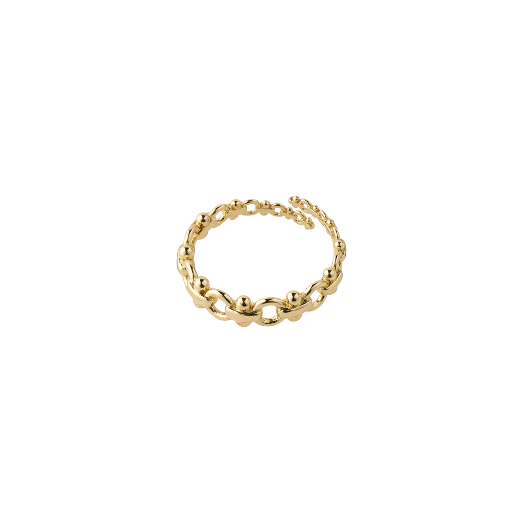 Ring : Nomad : Gold Plated