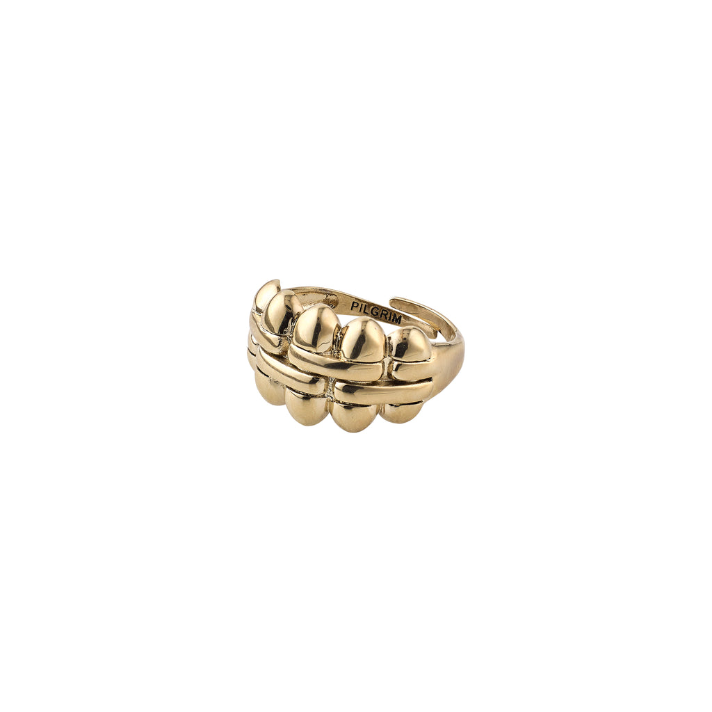 Ring : Duna : Gold Plated