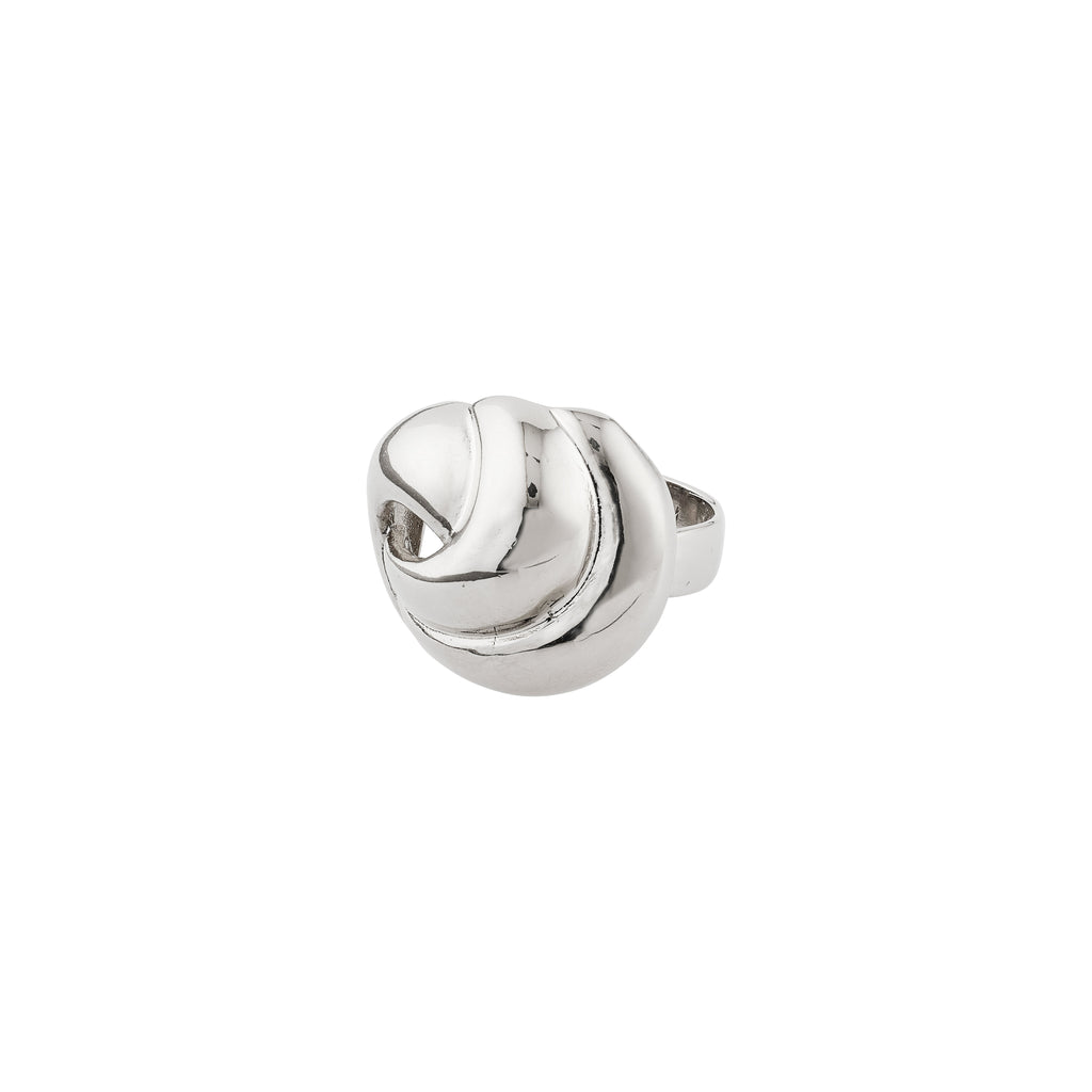 Ring : Salena : Silver Plated