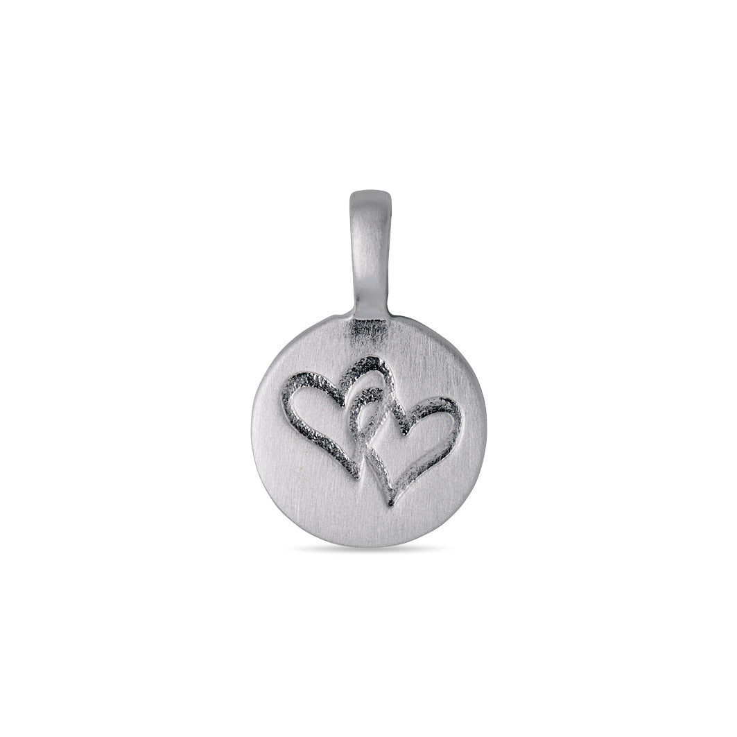 Pendant : Charms : Silver Plated