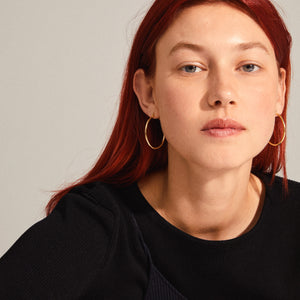 Earrings : Layla : Gold Plated