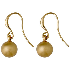 Earrings : Amalia : Gold Plated