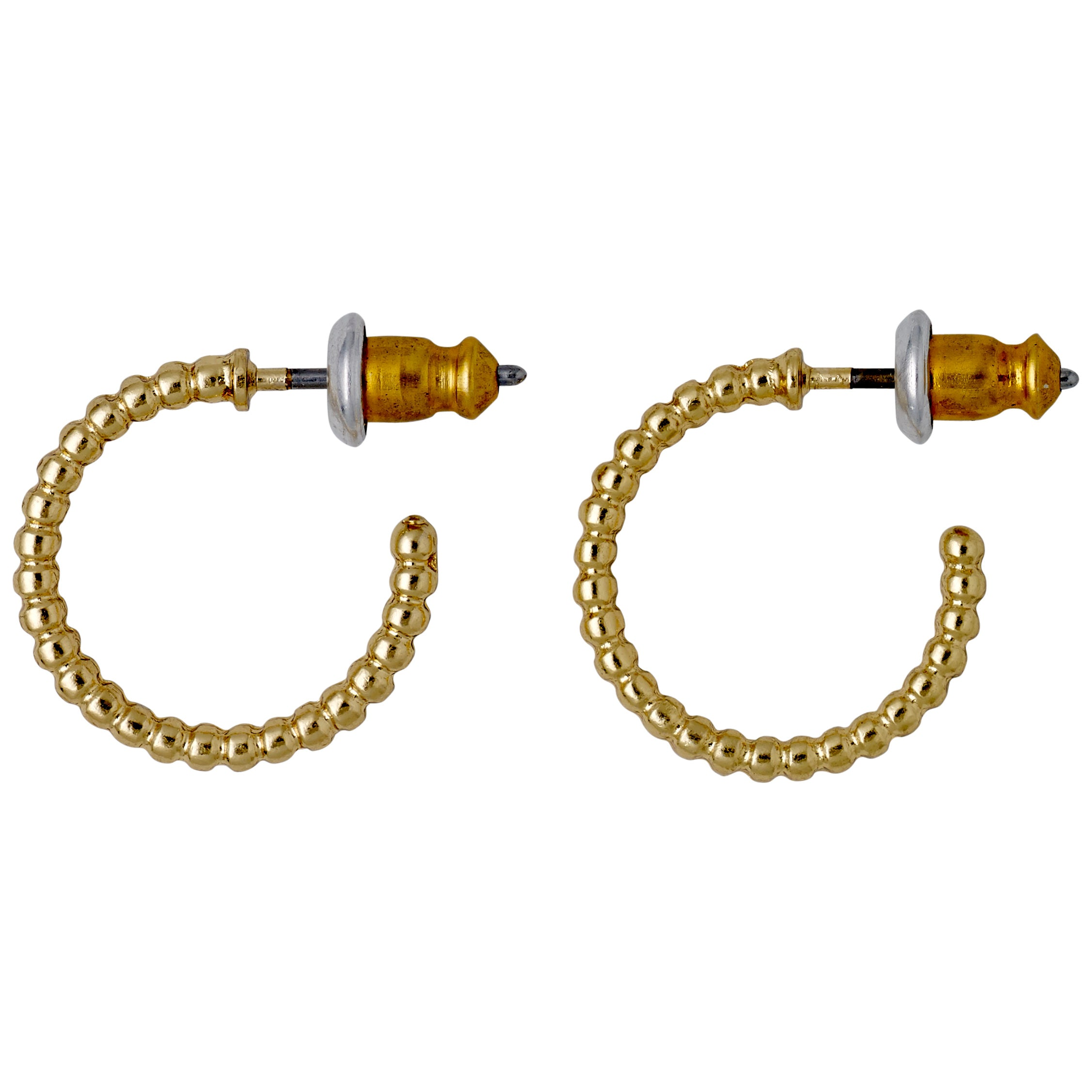 Earrings : Leah : Gold Plated