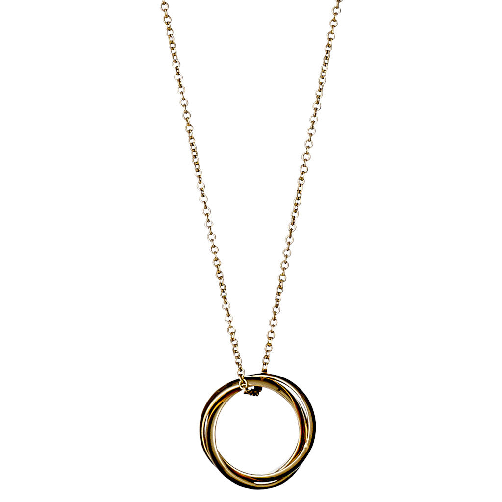 Necklace : Jenifer : Gold Plated