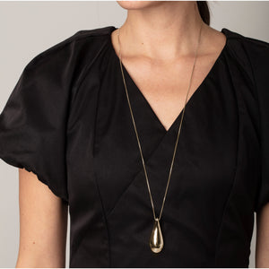Necklace : Alma : Gold Plated
