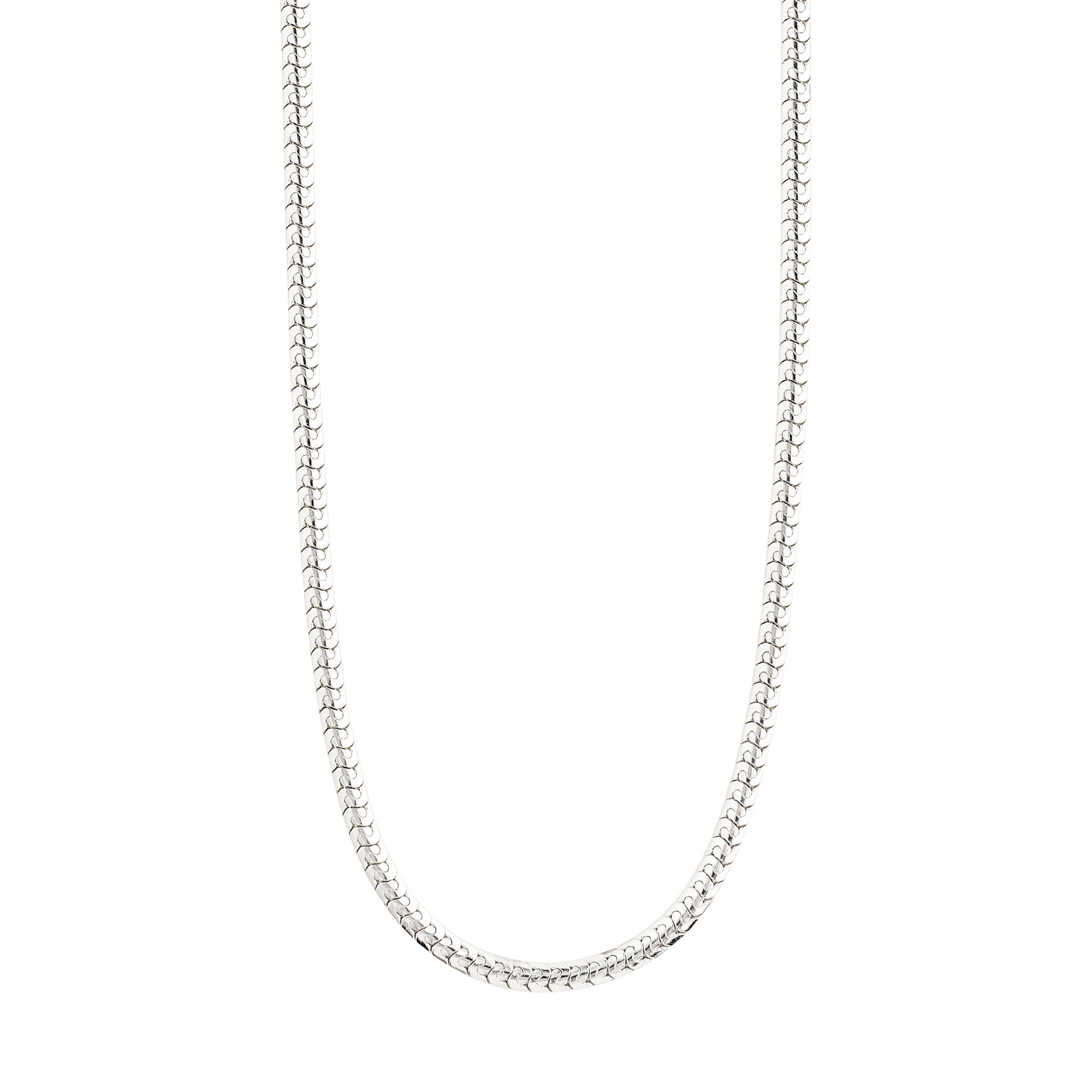 Necklace : Talia : Silver Plated