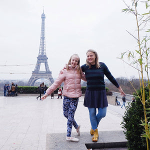 candy colored studio podcast episode 13: our family's first week in france