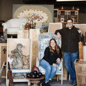 candy colored studio podcast episode #137 - amanda herring of la petite maison antiques