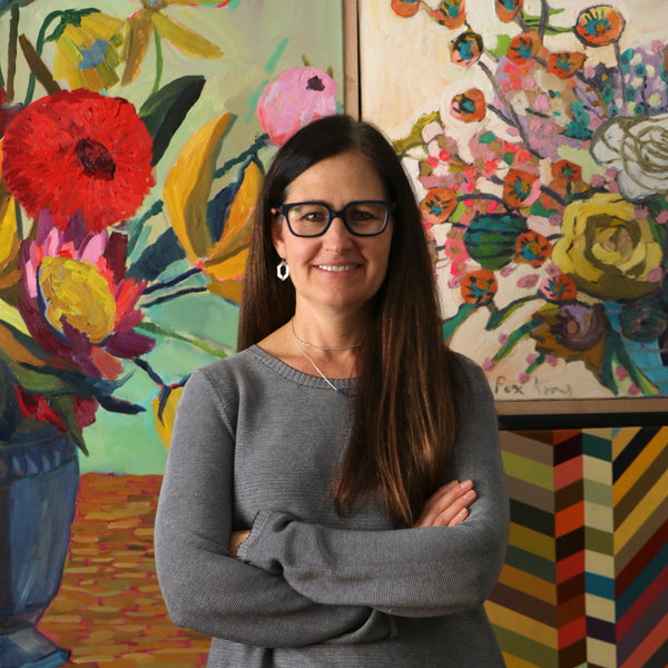 candy colored studio podcast episode #18: nanette amis - 25 years cultivating relationships as the owner of the utah art market