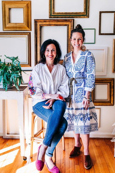 candy colored studio episode #56 - the campbell collective - amanda louise & marquin: business, friendship, and the intersection of their art and interior design journeys