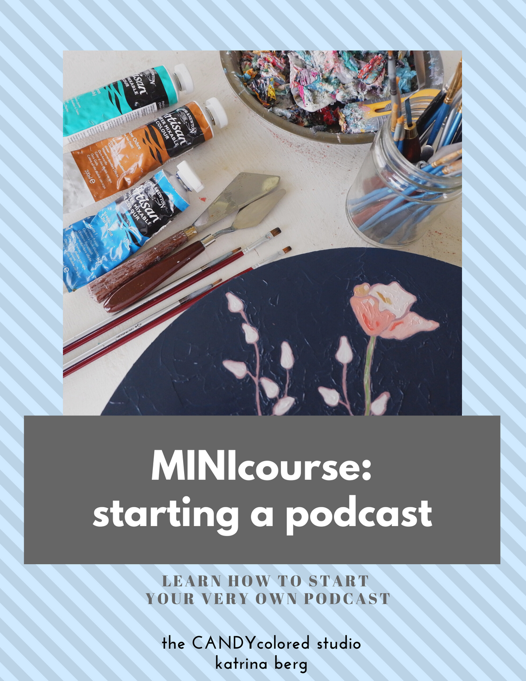 MINI course: starting a podcast