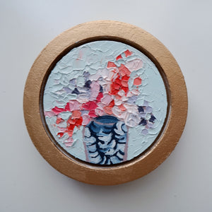 "katrina berg - ""for you, for me, for evermore"" (4"" circle)"