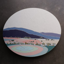 "there'll be another spring (20""x24"" oval)"