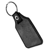 United States Coast Guard Company Commander Emblem Faux Leather Key Ring