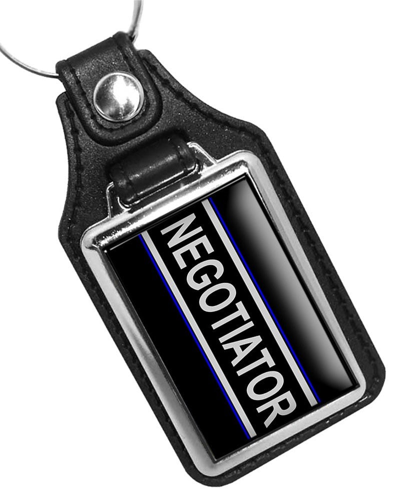 Police Key Chain Negotiator Design