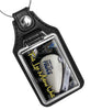 Fort Lee Police Department Motorcycle Unit Design Faux Leather Key Ring