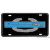 United States Army Combat Infantry Badge Design Aluminum License Plate