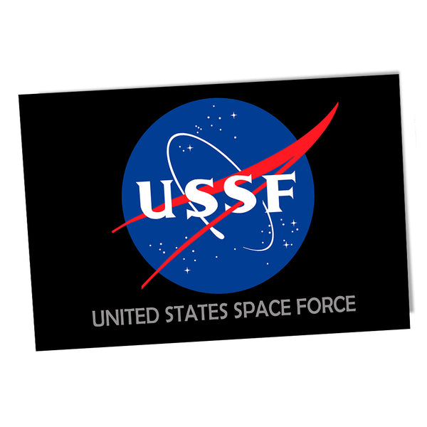 United States Air Force United States Space Force Poster 11x17 and 24x36
