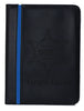 Sheriff Thin Blue Line Padfolio Memo Pad Holder - Upload Your Custom Design - 40 Piece Minimum