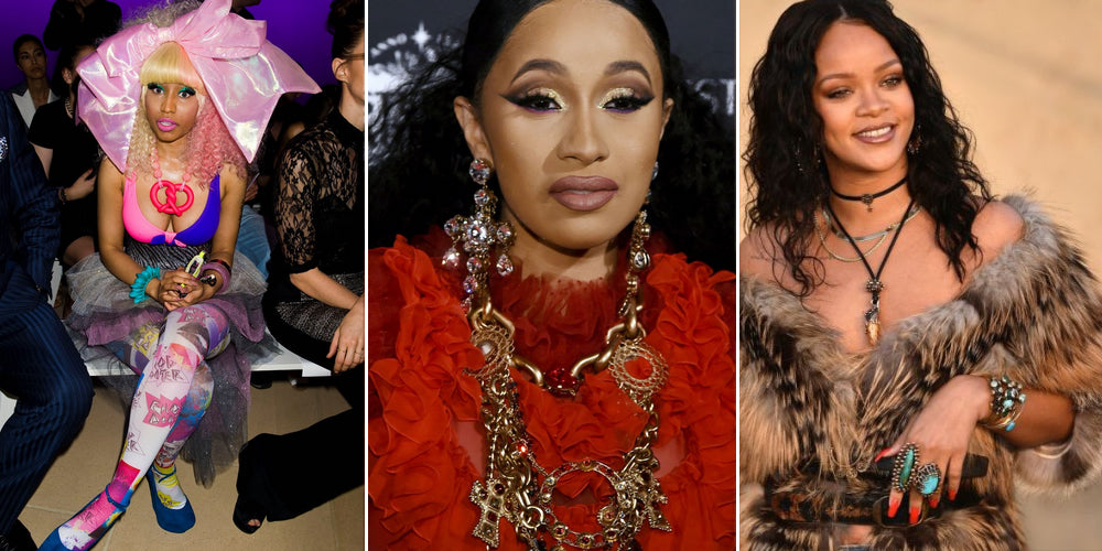 How to Accessorize Like Female Hip Hop Artists
