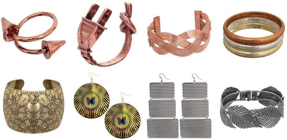 Mixed Metal Jewlery