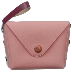 Light Pink Mini Wristlet Wallet