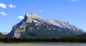 MOUNT RUNDLE 5 x 3 LIGHT
